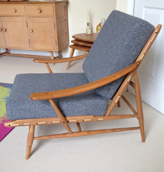 Ercol 442 Chair Seat & Back Cushion