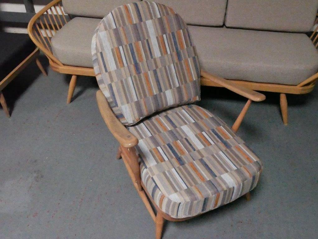 Foam Cushions Only Ercol 203 Chair Seat /& Back