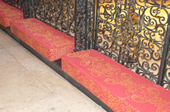 Top Quality Church Pew Cushions, Communion Rail Kneelers & Hassocks