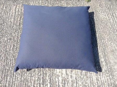 Massive Floor Cushion 36 x 36 inches  Navy
